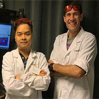 Dùng ánh sáng phát ra từ hạt kim cương, Tiến sĩ người Việt đo được nhiệt độ ở kích thước nano