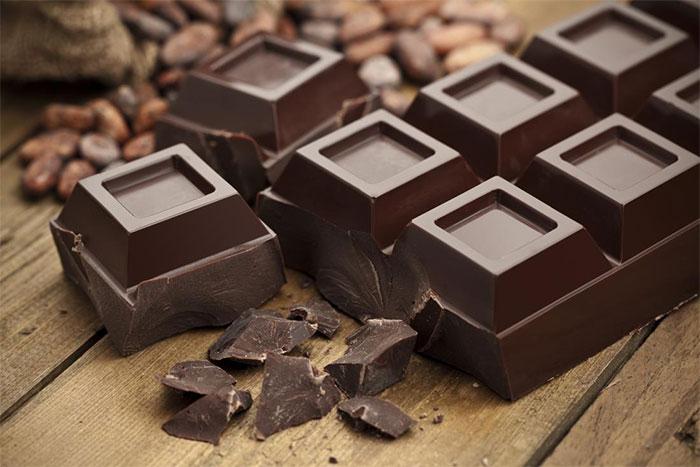 Có tới 7,2 triệu tấn chocolate được thế giới tiêu thụ mỗi năm.