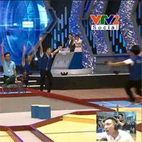 Trường đại học Lạc Hồng lại vô địch Cuộc thi Robocon 2019
