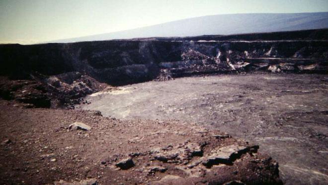 Mỏm núi Kilauea.