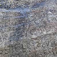 Bí ẩn phiến đá cổ 230 năm tuổi tại Pháp