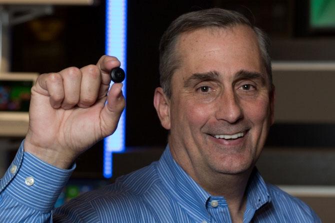Chip Curie được Intel ra mắt vào tháng 1 tại CES 2015.