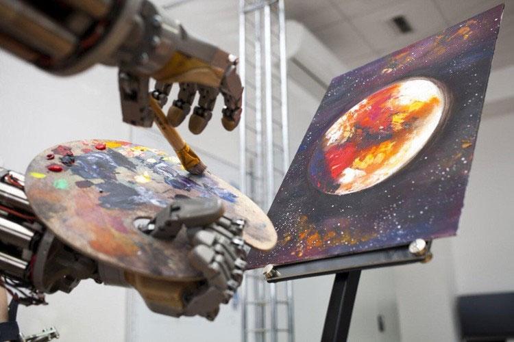 Robot FedOR sớm được đưa vào không gian.