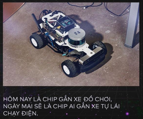Chip AI được thiết kế để chứa đựng nhiều thuật toán deep learning hơn