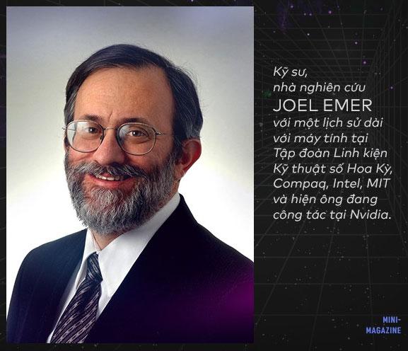 Kỹ sư, nhà nghiên cứu Joel Emer