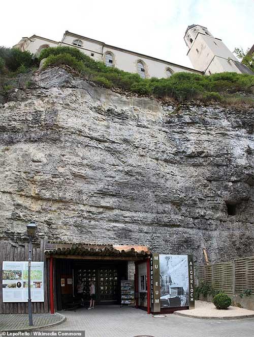 Cơ sở hạt nhân của Đức Quốc xã ở Haigerloch nay biến thành Bảo tàng.
