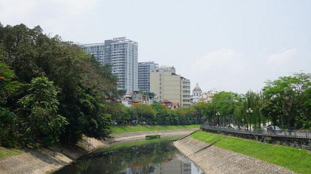Một đoạn sông Tô Lịch