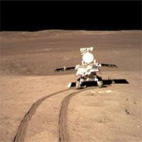 Tàu thám hiểm Thỏ Ngọc của Trung Quốc chấm dứt câu hỏi 60 năm về Mặt Trăng
