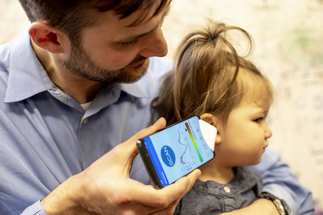 EarHealth đem lại sự thoải mái cho những đứa trẻ sử dụng nó.