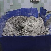 Đây là lý do thi thể trong khối bê tông không bị phân hủy