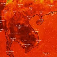Tại sao nắng nóng kéo dài ở Việt Nam?