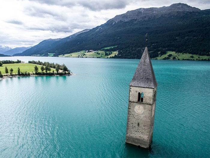 Tháp nhà thờ Graun