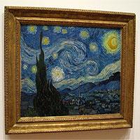 """Bí ẩn cực khó mà nhân loại chưa thể hiểu hết trong bức họa """"Starry Night"""" của Van Gogh"""