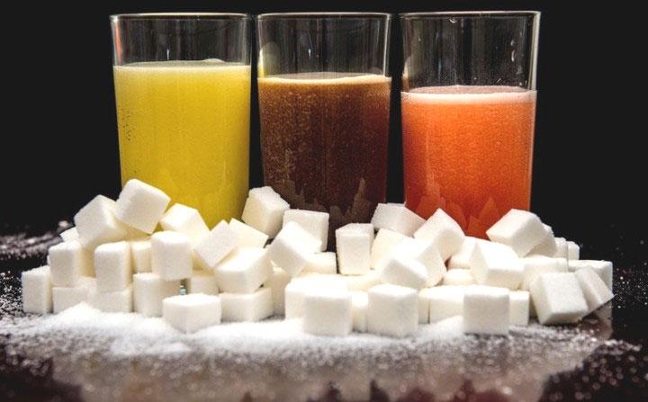 Nhiều loại trái cây nhiệt đới có chứa rất nhiều đường.