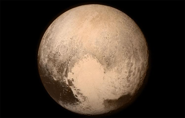 Sao Diêm Vương vừa được phát hiện có tồn tại một đại dương thực sự