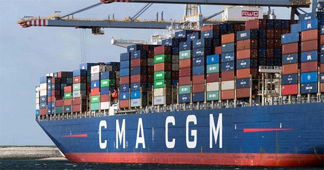 Cảng container của Hong Kong từng là cảng bận rộn nhất trên thế giới
