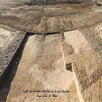 Phát hiện pháo đài cổ hơn 2.000 năm tuổi của người Ai Cập