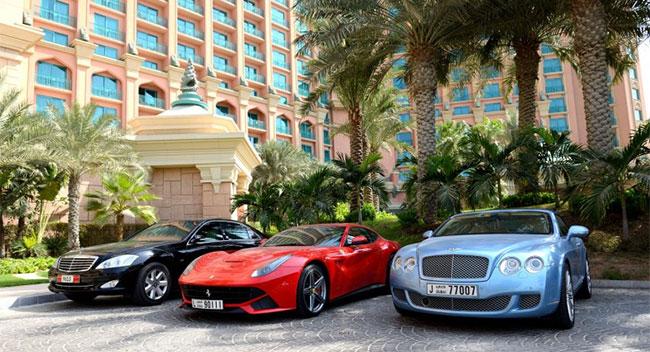 Dubai là kinh đô của các tỷ phú?
