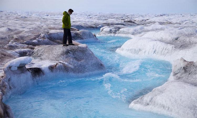 Dự đoán nước biển sẽ tăng khoảng 97cm tính đến cuối thế kỷ 21.