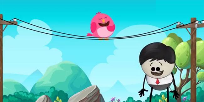 Sự chênh lệch điện trở là lý do chính giúp chim không bị giật khi đậu trên dây điện.
