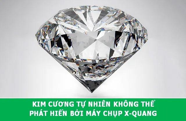 Sự thật thú vị về kim cương.