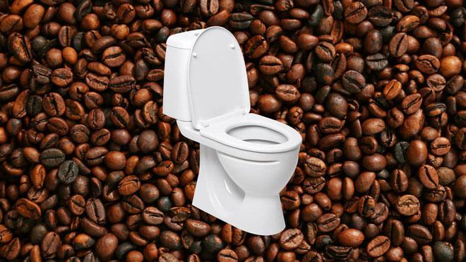 Cà phê có thể được coi là một chất nhuận tràng dễ kiếm