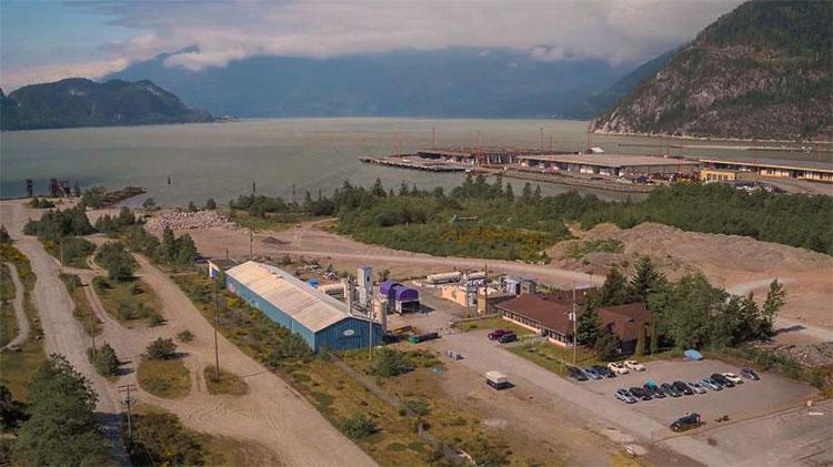Vùng Permian, nơi được Occidental Petroleum chọn để xây dựng nhà máy thu khí CO2 trực tiếp từ không khí.