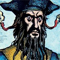 """Những tên cướp biển đặc biệt """"chất"""" trong lịch sử, hơn cả cướp biển vùng Caribbean"""