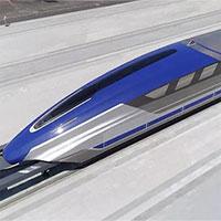 Trung Quốc công bố prototype con tàu đệm từ mới, tốc độ lên đến 600km/h