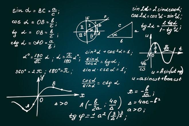 Bí mật của câu đố nằm tại sự kỳ diệu của toán học.