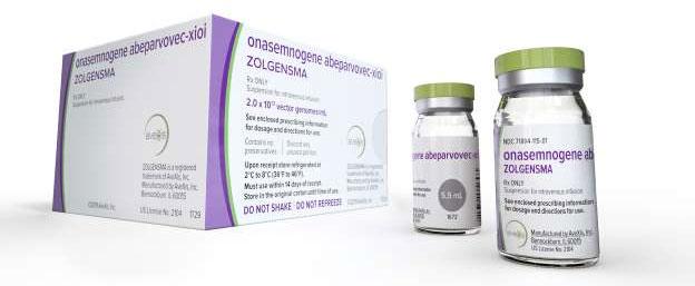 Thuốc Zolgensma là loại thuốc đắt nhất thế giới.