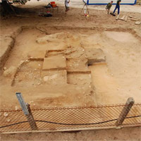 Học sinh mẫu giáo vô tình phát hiện gò chôn cất 5.600 năm tuổi