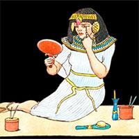 Son môi từ những độc chất của phái đẹp thời cổ đại