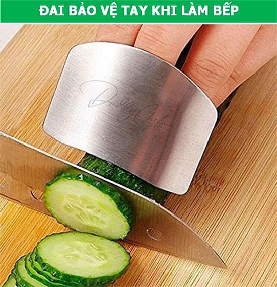 Đai bảo vệ tay khi làm bếp