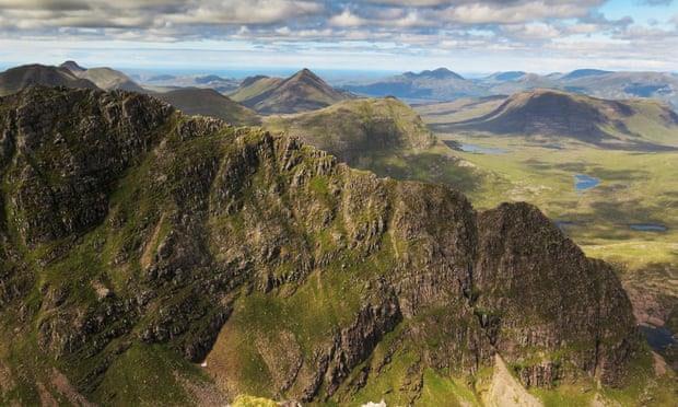 Scotland đang phải đối mặt với mối đe dọa từ hiện tượng nóng lên toàn cầu.