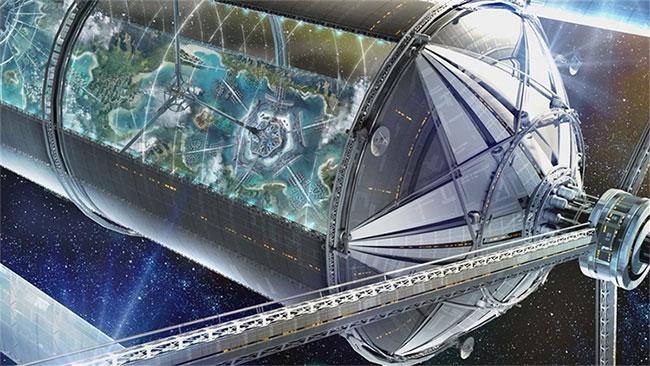 Lãnh thổ trong vũ trụ