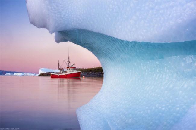 Vùng đất lạnh giá Greenland - ảnh 2