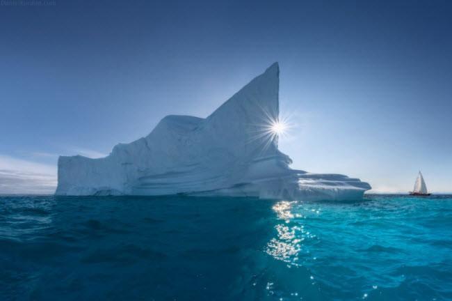 Vùng đất lạnh giá Greenland