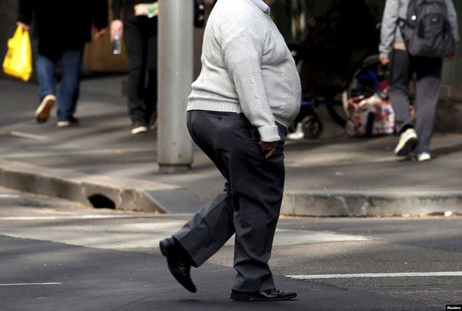 Tình trạng thừa cân cũng xảy ra ngay chính tại những người sống ở nông thôn.