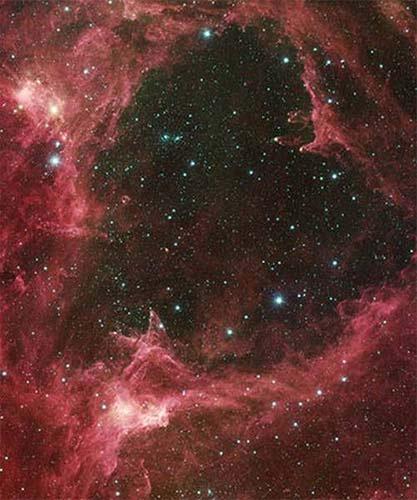10 bức ảnh vũ trụ vô giá được chụp bởi kính viễn vọng Spitzer của NASA - a9