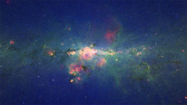 10 bức ảnh vũ trụ vô giá được chụp bởi kính viễn vọng Spitzer của NASA - a7