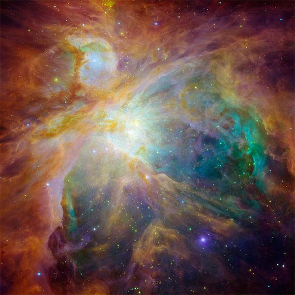 10 bức ảnh vũ trụ vô giá được chụp bởi kính viễn vọng Spitzer của NASA - a5