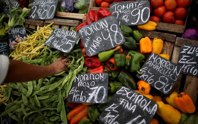 Giá thực phẩm tại nông thôn chưa chắc đã rẻ như thành phố.