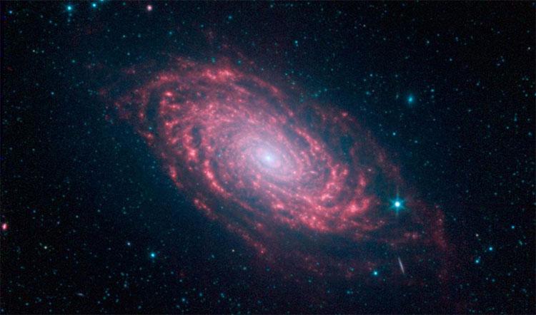 10 bức ảnh vũ trụ vô giá được chụp bởi kính viễn vọng Spitzer của NASA - a6