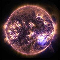 Mặt trời bị điều khiển bởi 3 hành tinh?