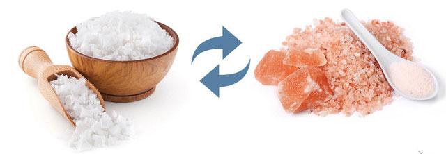 Lợi ích của muối Himalaya không khác muối ăn bình thường là bao