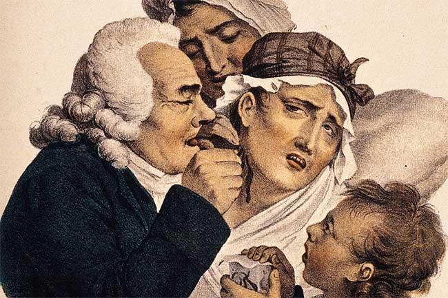 Thế kỷ 19, xã hội phương Tây như phát cuồng vì phương pháp trị liệu bằng đỉa.