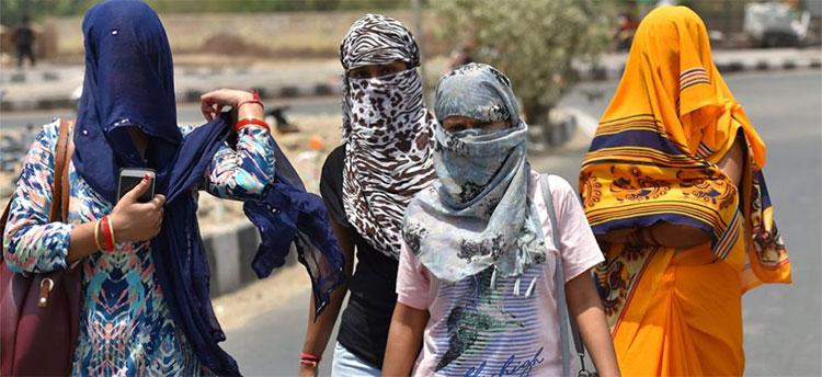 Nắng nóng sẽ còn tiếp diễn ở nhiều nơi của Ấn Độ trong những ngày tới