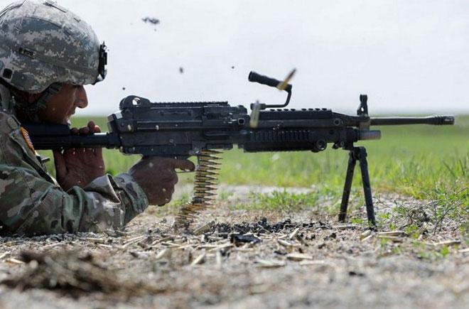 Quân đội sẽ dùng loại đạn 6,8mm với khả năng xuyên giáp ở tầm bắn xa hơn.