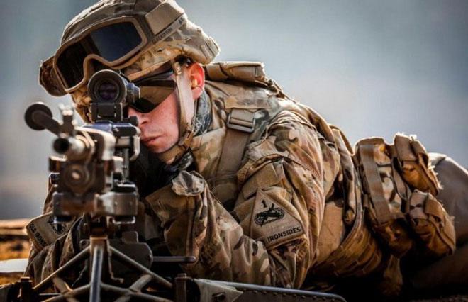 Những vũ khí quân sự mới sẽ góp phần thay thế cho súng carbin M41A và súng máy M249.